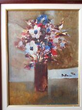 Lido Bettarini Olio su tela 1976 40 x 50 cm Bellissima opera storica pubblicata