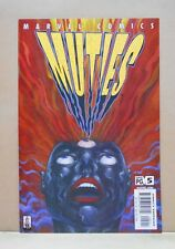 MUTIES #5 of 6 2002 Marvel 9.0 VF/NM Uncertified Anthology stories of Mutants