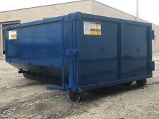 10 yard roll off dumpster - new