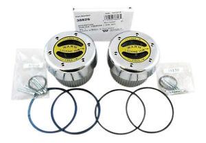 Warn 38826 Dana 60 Premium Manual Locking Hubs 30 Spline GM/Chevy Ford Dodge