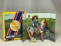 """Breyer model#701803 Little Debbie 2005 Special Edition """"Oatmeal Creme"""" pinto"""