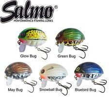 Salmo Bass Bug 5,5cm 26g schwimmend - Wobbler, Oberflächenköder, Barschköder
