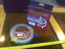 100ft Fly line Flyline WF - 6I Stonefisher Salt & Fresh Fishing Fish Angler New