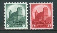 Deutsches Reich - Michel-Nr. 546-547 ** postfrisch - Mi. 85,-
