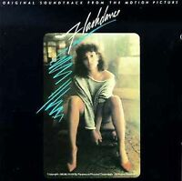Flashdance Soundtrack CD Casablanca IMPORT WEST GERMANY Phonogram 1983 FAST SHIP