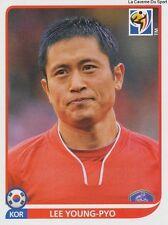 N°153 LEE YOUNG-PYO # KOREA REPUBLIC STICKER PANINI WORLD CUP SOUTH AFRICA 2010
