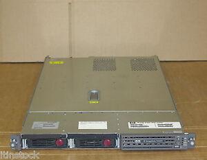 HP Virtual Library System VSL6100 AF728A 391773-003 3.0GHz 1Gb 1x 500Gb 1x 250Gb