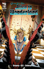 Alice in Wonderland #5 B Variant Zenescope Chen (2012)