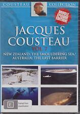 JACQUES COUSTEAU - VOL. 7 - NEW ZEALAND - AUSTRALIA  - DVD