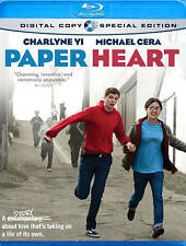 Paper Heart (Blu-ray Disc, 2009)