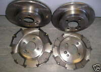 R50 R52 R53 MINI ONE COOPER 1.6 FRONT AND REAR BRAKE DISCS & PADS 2001-2006