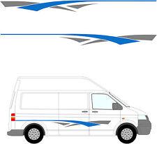 307 - Van Aménagé Graphique, Camping-Car Vinyle Kit Décoration / Autocollants.