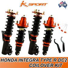 Honda Integra TYPE R DC2 Ksport Coilovers Full Kit Adjustable Coilover Upgrade