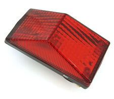 Universal Motorcycle 12v Tail Light Assembly - XR Dirt Bike Enduro Cafe Custom