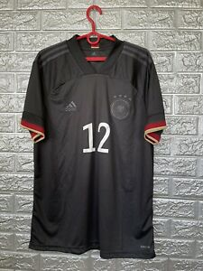 Germany Jersey 2020 Away Shirt Size Large Soccer Football Adidas EH6117