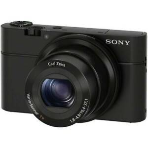 SONY Cybershot DSC-RX100 Digitalkamera Neuware DSC RX100 + Zubehörpaket