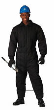 Military Insulated Coverall Mechanic Camo & Solid Heavy Winter Overalls Choose
