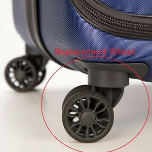 Delsey Luggage Replacement Part Spinner Wheel for Helium Shadow 3.0 Hardside