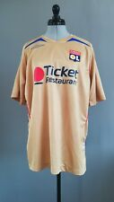 Maillot Football Vintage Collection Away OLYMPIQUE LYONNAIS LYON 2008 Taille: L