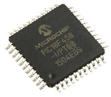 Microchip PIC18F458-I / Pt ,8bit Pic Microcontrôleur,40mhz,32 Kb ,256 B Flash,4