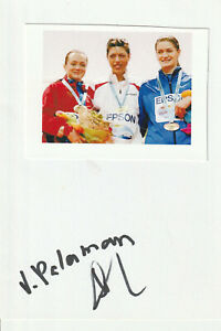Vita Palama Ukr LA Hochsprung OS 2004/2008 Org. Sig.