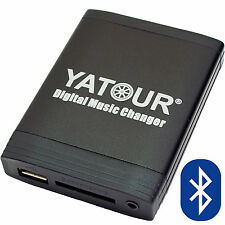 USB Bluetooth AUX MP3 Adapter Fiat Stilo Doblo Sedici Freisprecheinrichtung