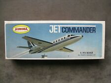 Aurora Aero Jet Commander 1/72 1968 SEALED