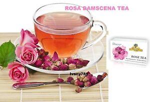 Tea Bulgarian Rose Damascena, 20 filters,Free caffeine,for all family