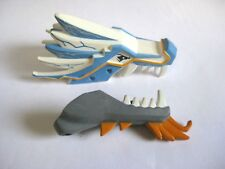 Lego DRAGON HEAD & JAW from Ninjago set 2260 ICE DRAGON Attack