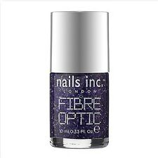 Nails Inc. ~ MAYFAIR MEWS Special Effects FIBRE OPTICS Nail Polish Set (.33 oz)