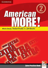 American More! Level 2 Extra Practice Book, Lewis-Jones, Peter, Holzmann, Christ