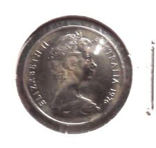 CIRCULATED 1976 5 CENT AUSTRALIAN COIN!