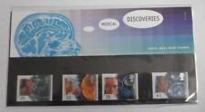 GB PRESENTATION PACK MEDICAL DISCOVERIES