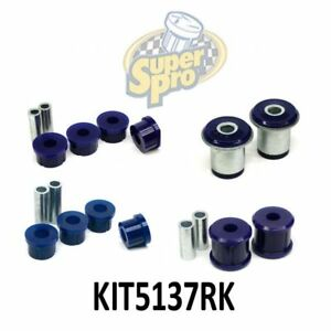 SuperPro Rear Suspension Bush Kit for Talbot Sunbeam Lotus Series 1  1977-1980