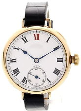 Zenith vergoldete Armbanduhren