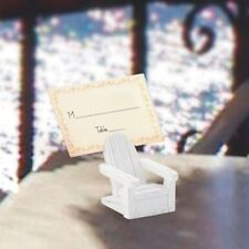 100 Beach Adirondack Place Card Holder Wedding Bridal Shower Table Party Favors