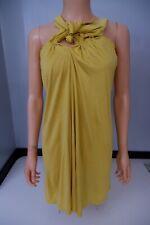 see by chloe Dress Size 34 Uk 6 Yellow Gc