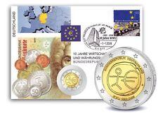 Münzwesen & Numismatika der BRD in Euro-Währung Kursmünzen -