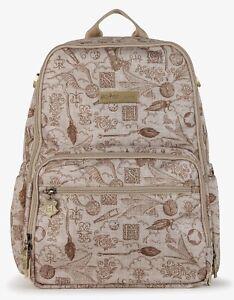 Ju Ju Be Harry Potter Zealous Backpack Baby Diaper Bag Catch the Golden Snitch