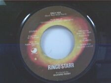 "RINGO STARR ""ONLY YOU / CALL ME"" 45"