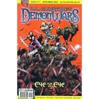 Demonwars: Eye for an Eye #5 in Near Mint condition. Crossgen comics [*q7]