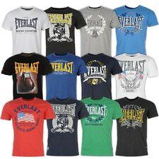 Everlast señores t-shirt boxing champion MMA camisa té s m XL XXL 3xl 4xl nuevo Fit