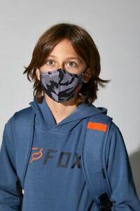 New Fox Racing Fox Youth Size Camo Face Mask