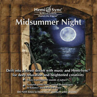 Midsummer Night Hemi-Sync CD Meta Music
