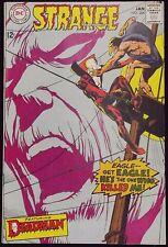 Strange Adventures #208 Vf Neal Adams Deadman