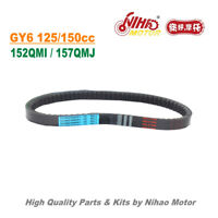 TZ-47 125cc Drive Belt 743x20x30 GY6 Parts Chinese Scooter Motorcycle 152QMI