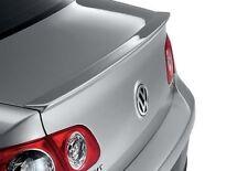 NEW GENUINE VW PASSAT B6 SALOON SPORTS REAR BOOT LID LIP SPOILER