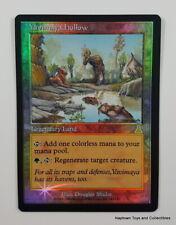 Mtg Foil Yavimaya Hollow x1 Urza's Destiny Reserved List Magic the Gathering EX