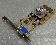 Original Genuine Nvidia Geforce 2 MVGA-NVG11AM VGA/Svid PCI-e Graphics Card