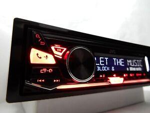 JVC KD-X342BT /// Digital Media Receiver with Bluetooth (No:20212414)